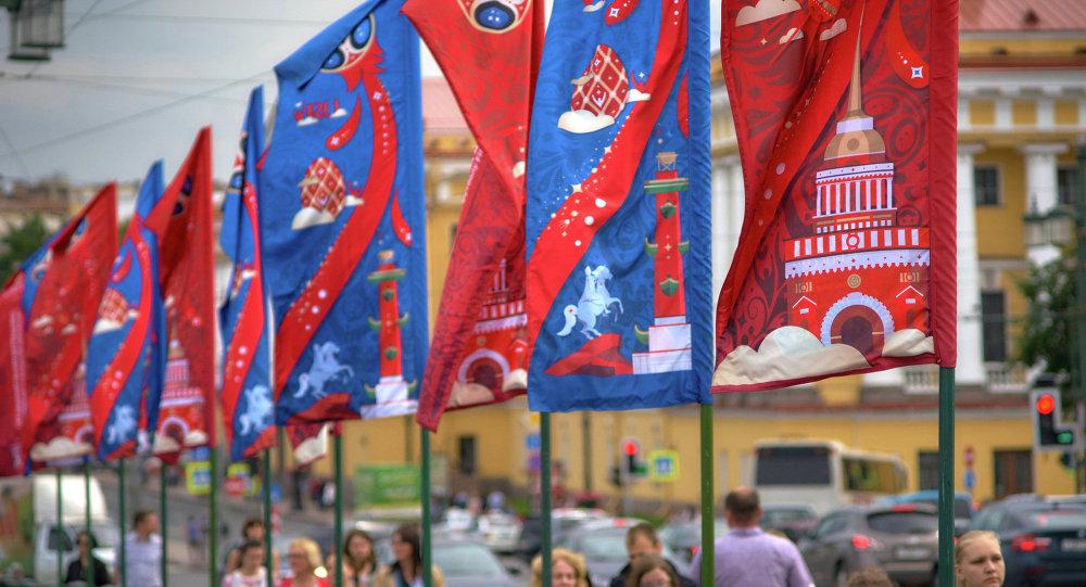 Petersburg gotowy na Mistrzostwa Świata w Piłce Nożnej 2018