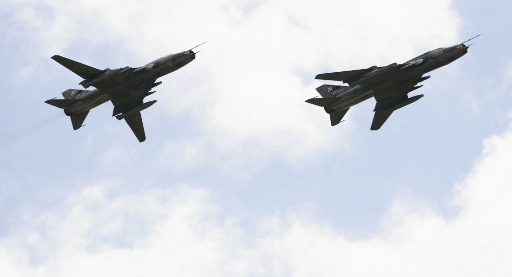 Samoloty Su-22 polskiego lotnictwa