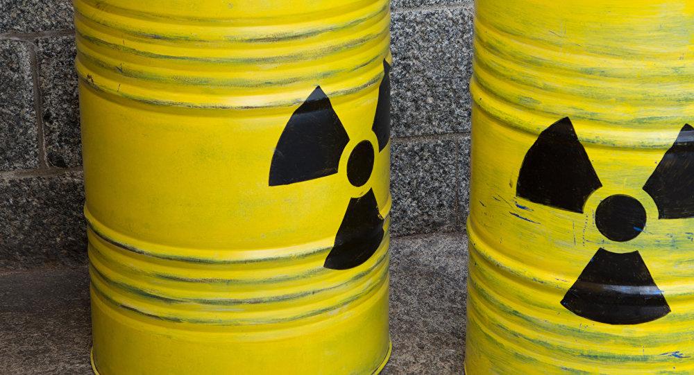 Odpady promieniotwórcze