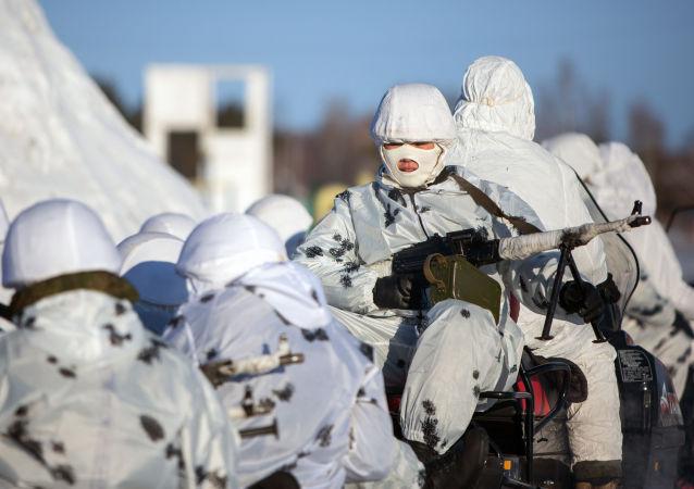 Rosja aktywniej przygotowuje się do walki o Arktykę niż jej rywale