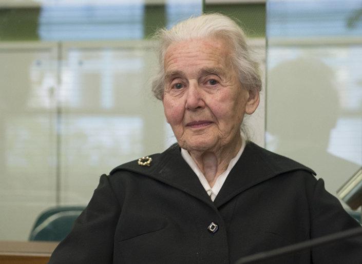 Niemiecka historyk Ursula Haverbeck