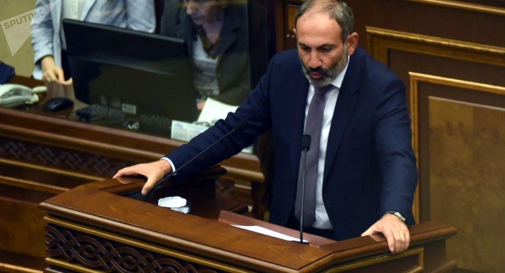 Wybory premiera Armenii