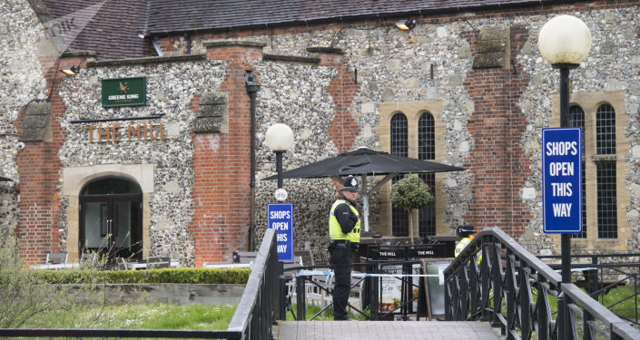 Policja zakończyła prace w zasadzie wszędzie, gdzie w mieście Salisbury mogły być odnalezione dowody w sprawie Skripalów