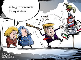 "Merkel: ""USA już nie mogą nas obronić"