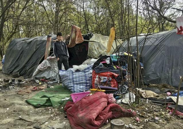Romowie w Kijowie