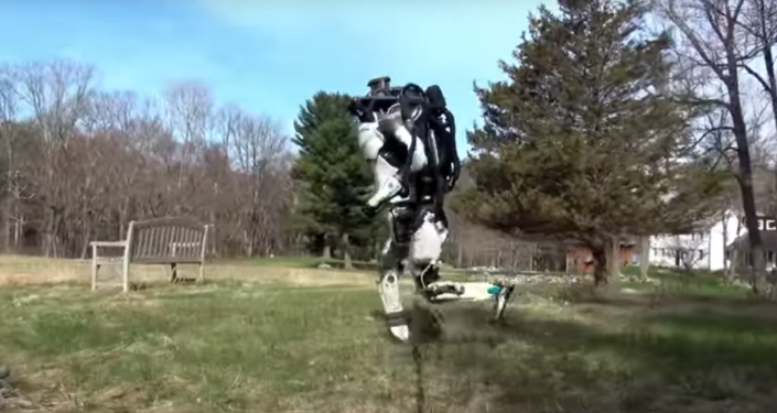Robot Atlas firmy Boston Dynamics