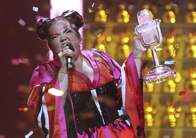 Netta z Izraela, zwyciężczyni Eurowizji 2018