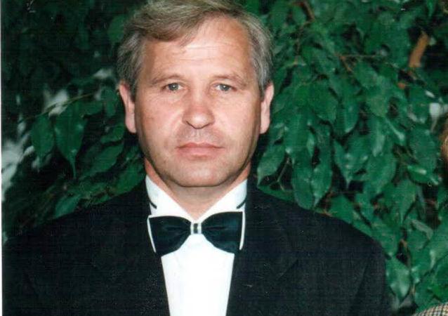 Konsul Ukrainy w Hamburgu Wasilij Maruszczync
