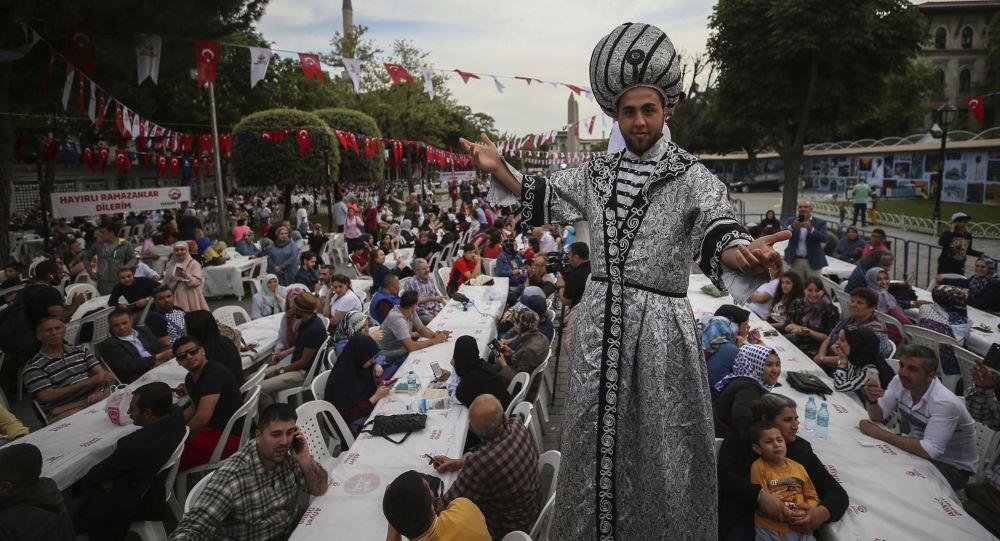 Święty miesiąc Ramadanu w Turcji