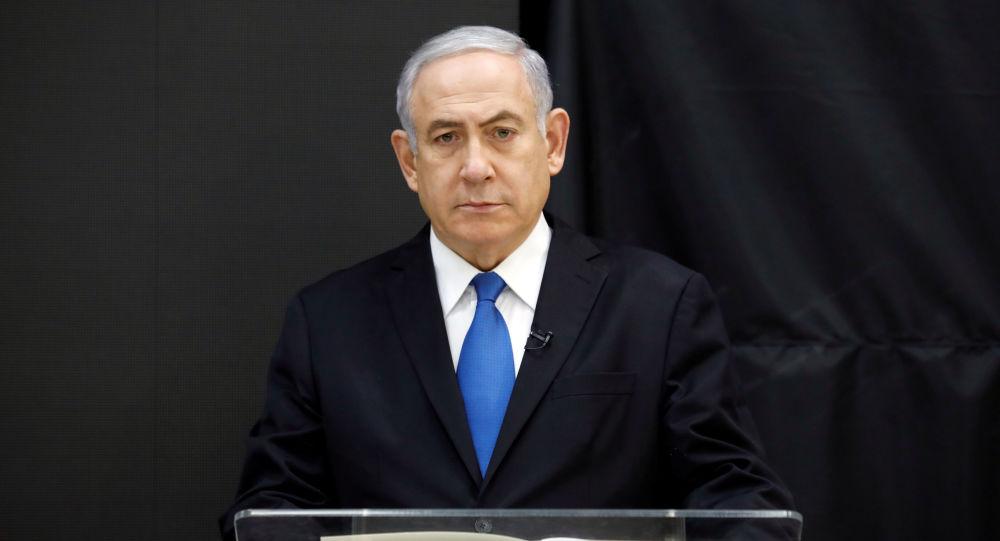 Premier Izraela Binjamin Netanjahu