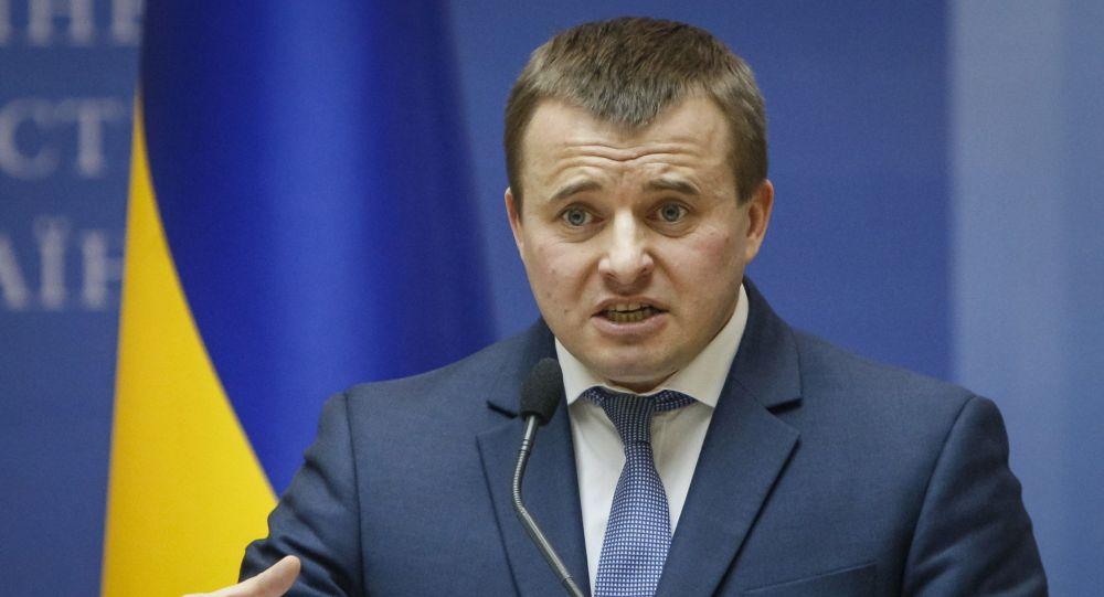 Minister energetyki Ukrainy Wołodymyr Demczyszyn