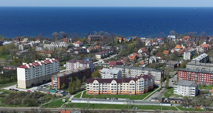 miasto Zielenogradsk, Obwód Kaliningradzki, Rosja