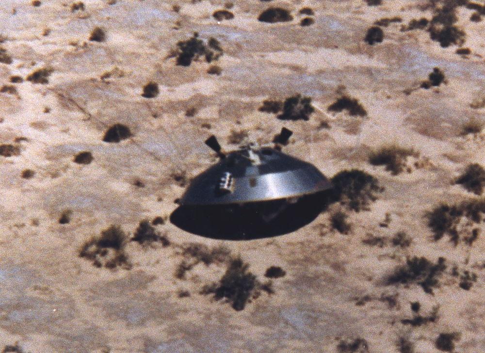Amerykańska sonda kosmiczna Viking