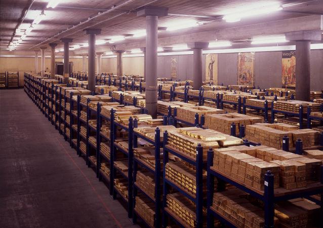 Skarbiec złota Banku Anglii