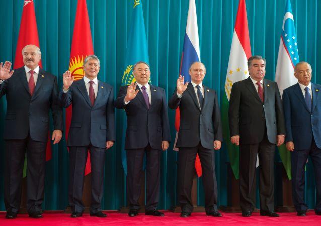 Przywódcy państw WNP
