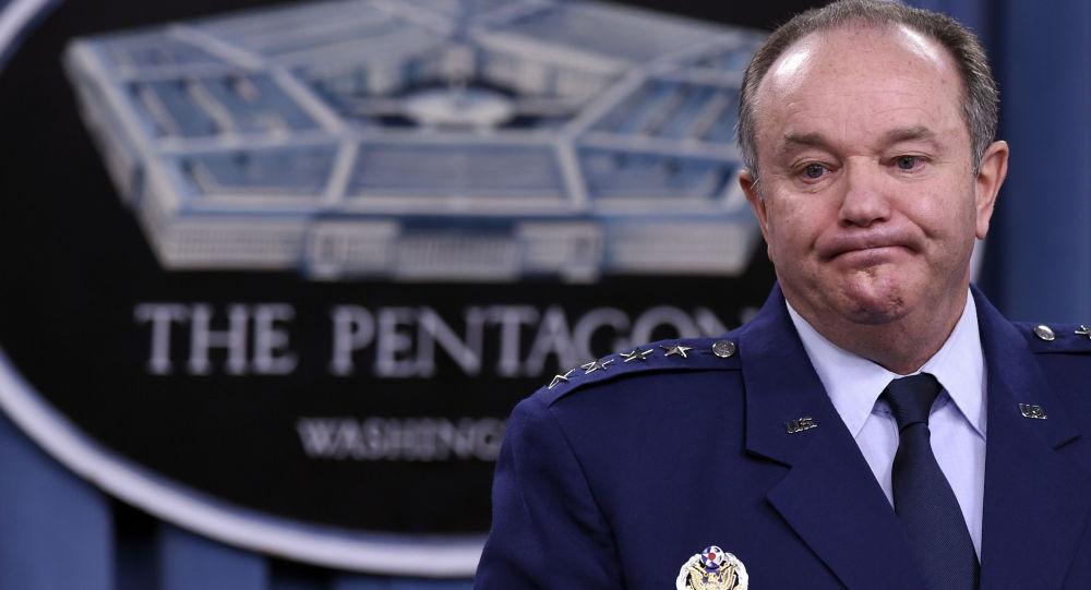 Głównodowodzący Połączonych Sił Zbrojnych NATO w Europie Philip Breedlove