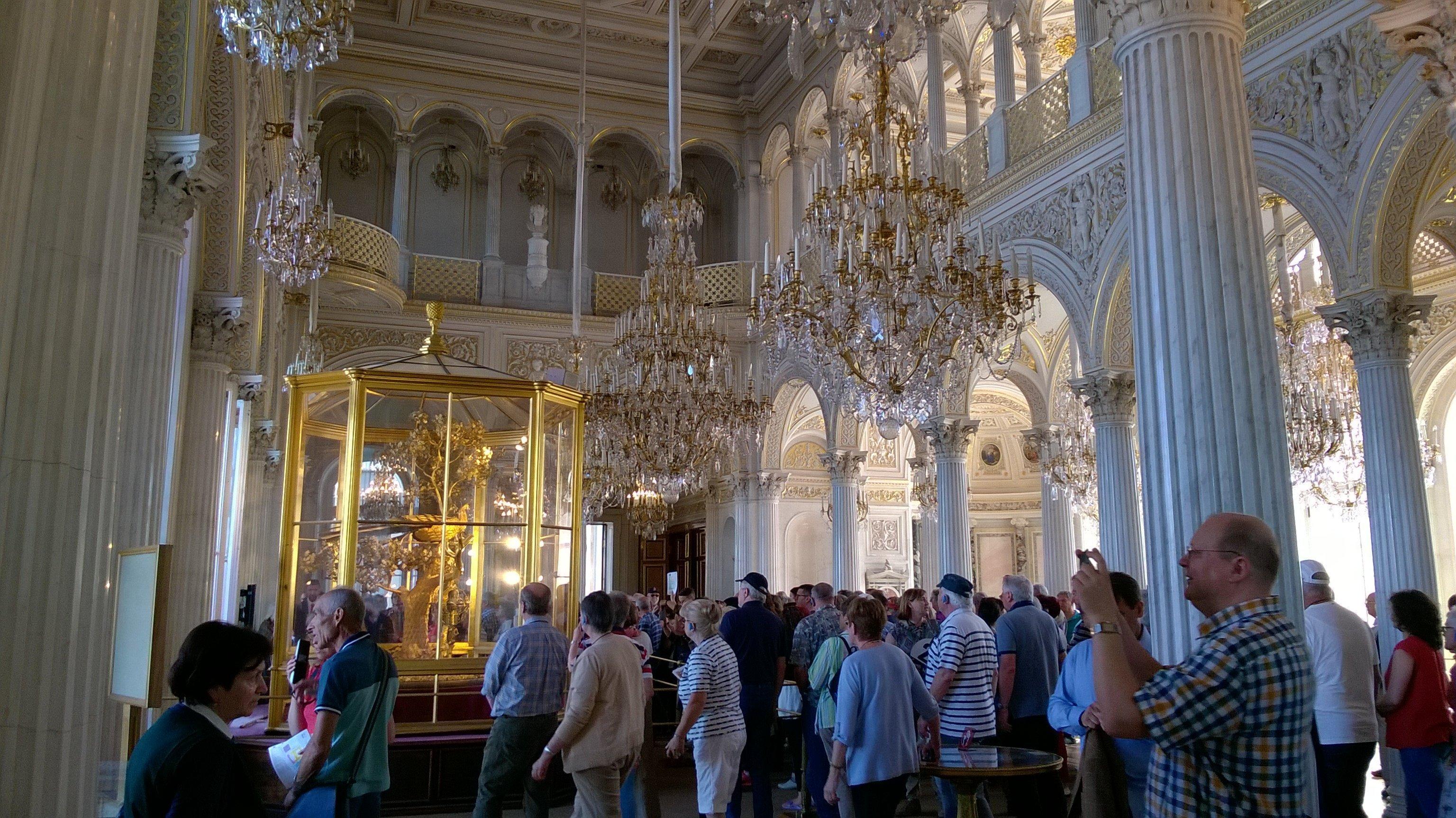 Ermitaż. Sankt Petersburg.