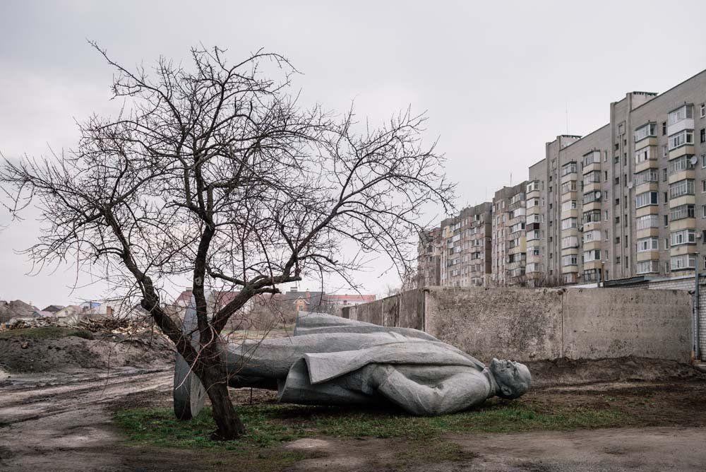 Krzemieńczuk, 30.03.2016r. W poszukiwaniach Lenina