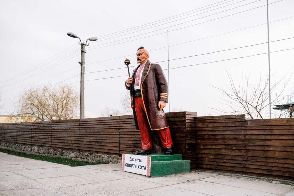 Czerkasy, 30.03.2016r. W poszukiwaniach Lenina