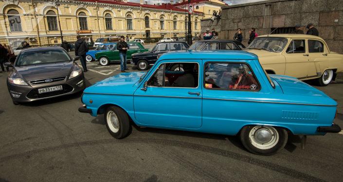 Zaporożec ZAZ-968M