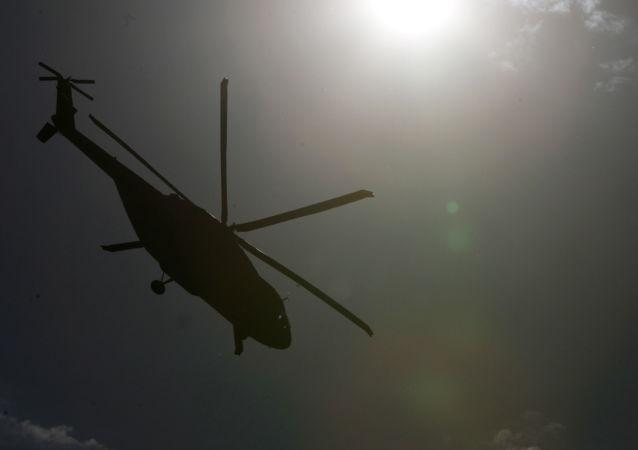 Rosyjski helikopter Mi-26 T2