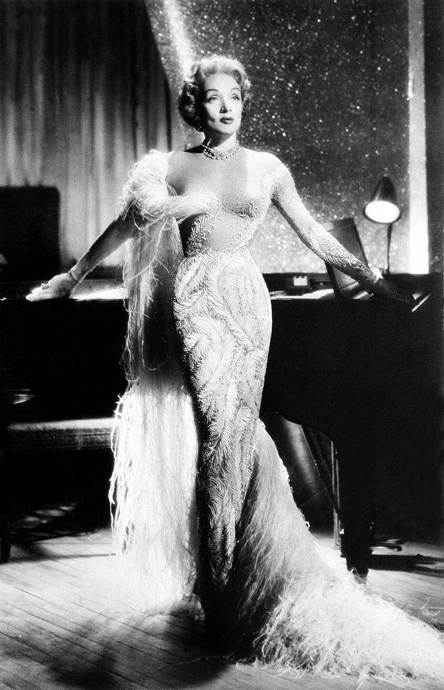 Aktorka Marlene Dietrich