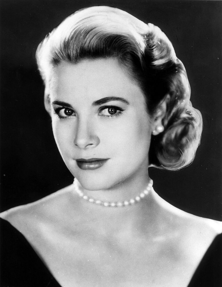 Aktorka Grace Kelly