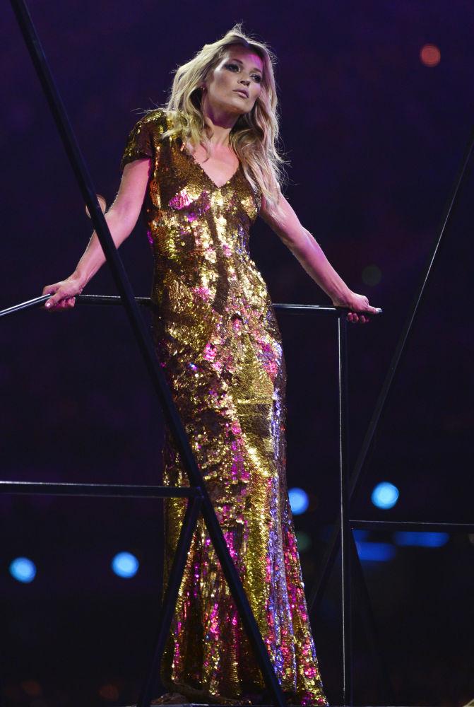 Modelka Kate Moss
