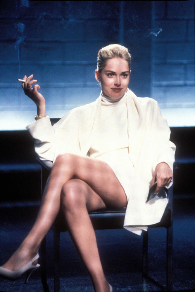 Aktorka Sharon Stone
