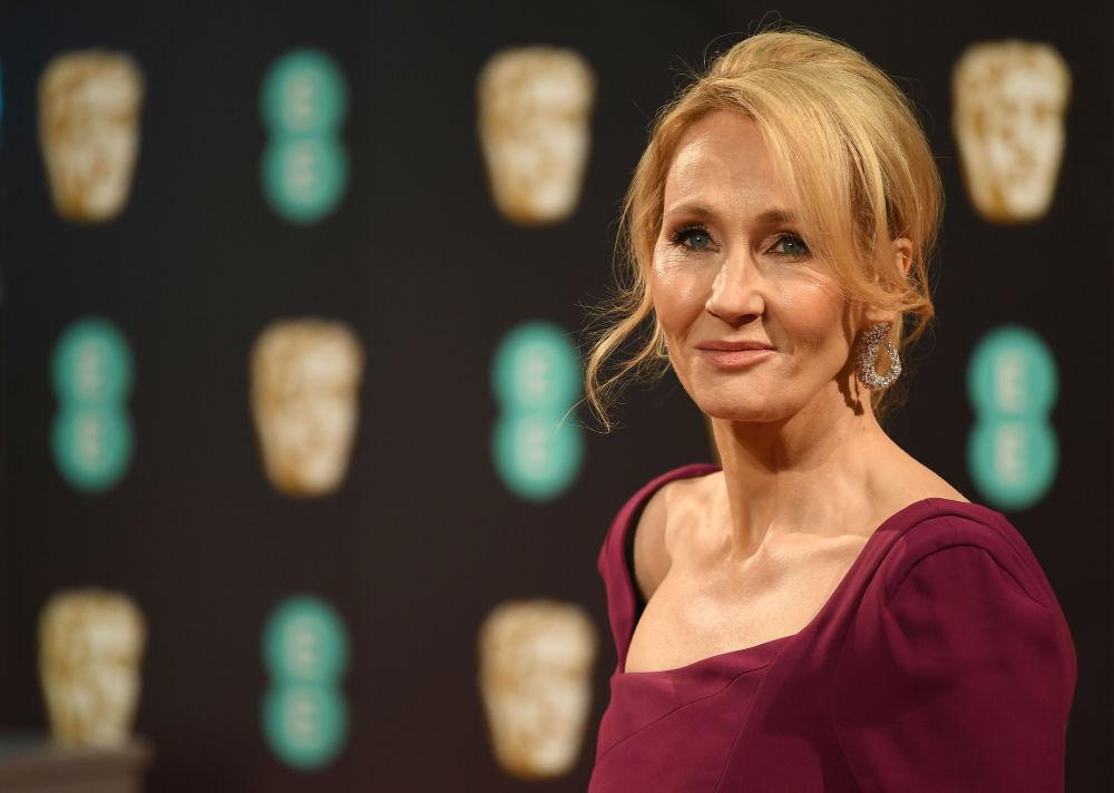 J.K. Rowling, brytyjska pisarka