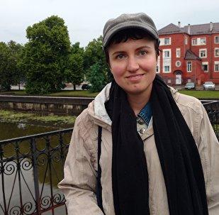 Dorota Walczak. Kaliningrad.
