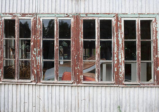 Pusty dom, Karelia