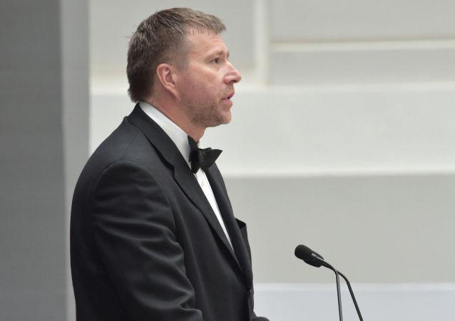Minister Sprawiedliwości FR Aleksander Konowałow