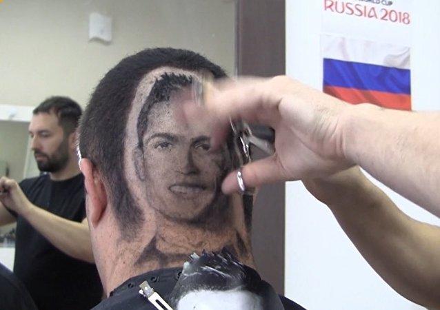 Ronaldo na głowie