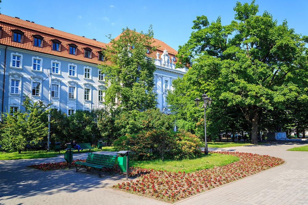 Kaliningrad. Państwowy Uniwersytet Techniczny