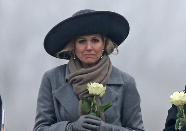 Królowa Holandii Maxima