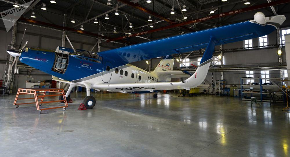 Samolot TWS-2DTS