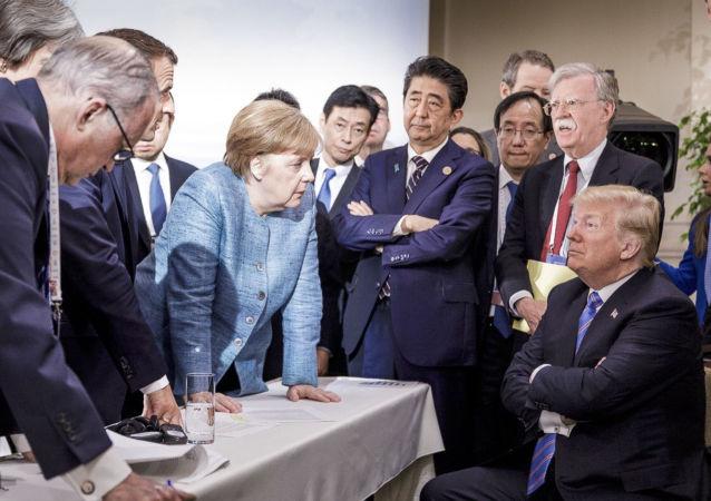 Szczyt G7 w Kanadzie, 2018