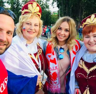 Łukasz Naczas i Natalia Ziętowska, Mundial 2018