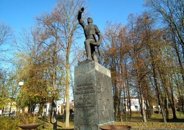 Pomnik Partyzanta w Kraśniku