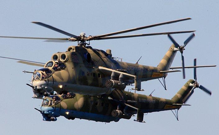 Radziecki Mi-24 - jego wizytówką jest jego niesamowita niezawodność i łatwość konserwacji