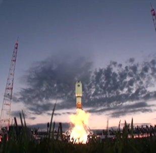 Rakieta «Sojuz-2.1b» z satelitą «Glonass-M»