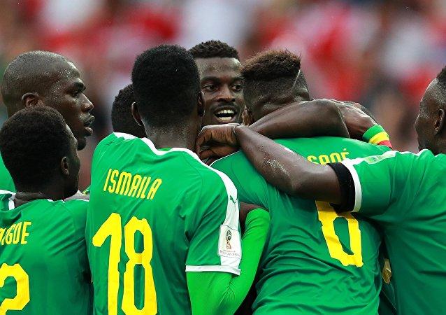 Reprezentacja Senegalu, MŚ 2018