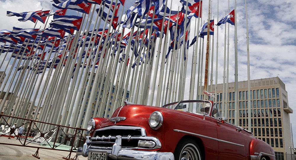 Ambasada USA w Hawanie