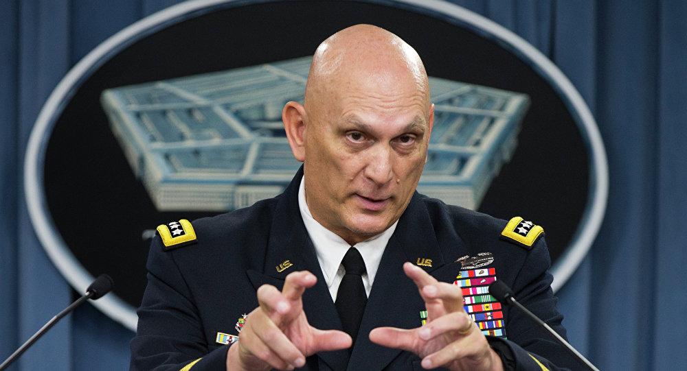 Naczelnik sztabu wojsk lądowych Stanów Zjednoczonych generał Raymond Odierno