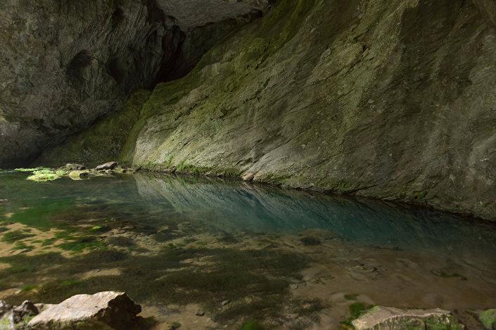 Jaskinia Kapowa (Szulgan-Tasz), Baszkiria