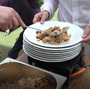 """W Restauracji Adama Gesslera, """"U Kucharzy"""" trwają do niedzieli 24.06 """"dni tatarskiej kuchni"""""""