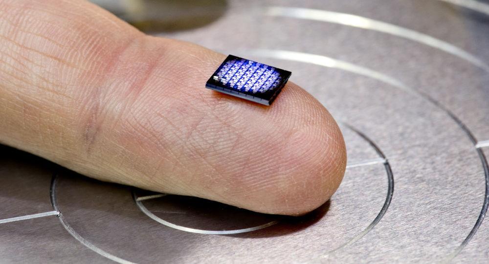 Najmniejszy komputer na świecie stworzony przez inżynierów z Uniwersytetu Michigan wraz z IBM