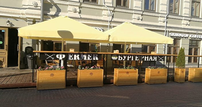 Restauracja Fermer Burgernaja w Kazaniu