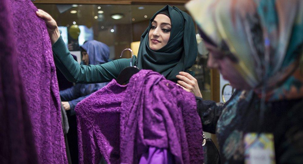 Kobiety w hidżabach